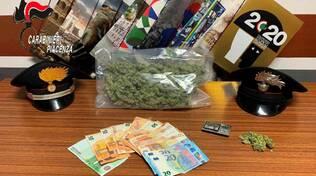 droga sequestrata Pianello carabinieri