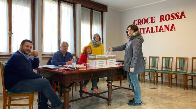 Elezioni croce rossa