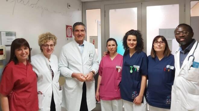 Equipe medica Piacenza