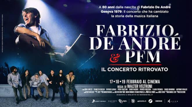 Fabrizio De André e PFM. Il concerto ritrovato