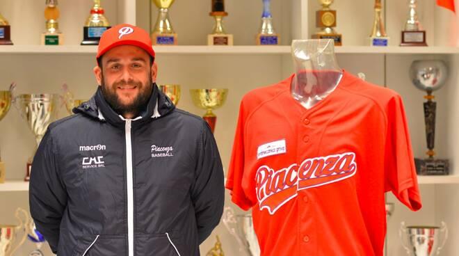 Francesco Corsaro (Piacenza Baseball)