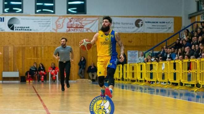 Giocatore Fiorenzuola Basket