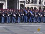 Giuramento cadetti (Foto da video dell'Esercito Italiano)
