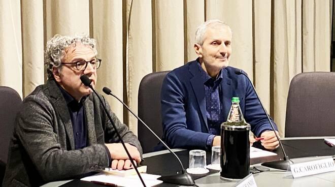 L'incontro con Carofiglio in Fondazione