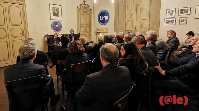 L'incontro con Francesco Borgonovo