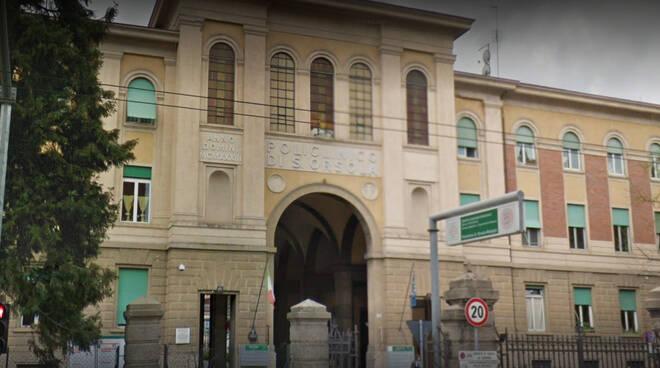 L'ospedale Sant'Orsola di Bologna
