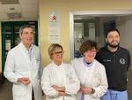 Lo staff di Ginecologia dell'ospedale di Piacenza