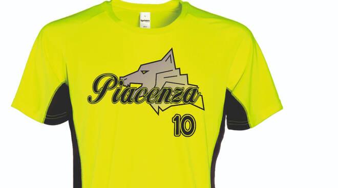 Maglia giovanili Piacenza Baseball