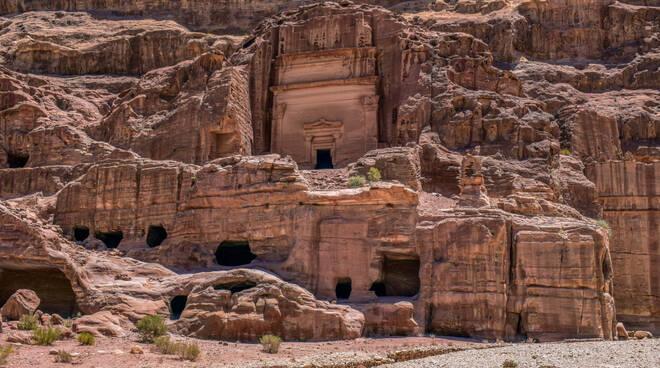 Giordania, italiano ucciso da masso caduto a Petra