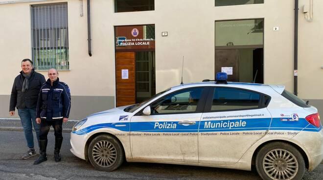 Polizia Locale dell'Unione della Bassa Valdarda