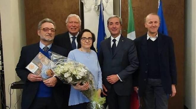 Rotary Piacenza e biblioteca