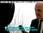 """Servizio Klimt """"Le Iene"""""""