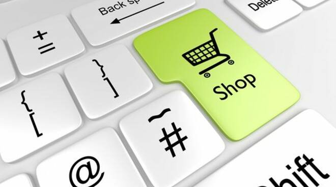 shopping on line