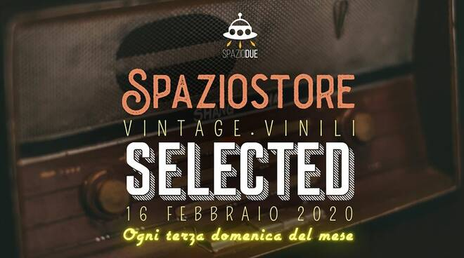 SpazioStore Selected