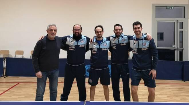 Tennistavolo Reggio Emilia Ferval