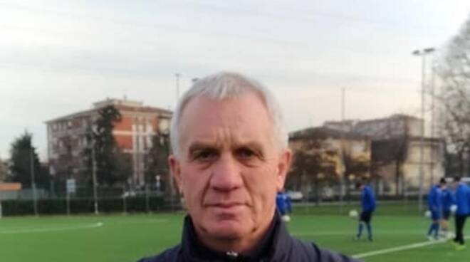Udalrico Tretter, allenatore degli Juniores nazionali della Vigor Carpaneto