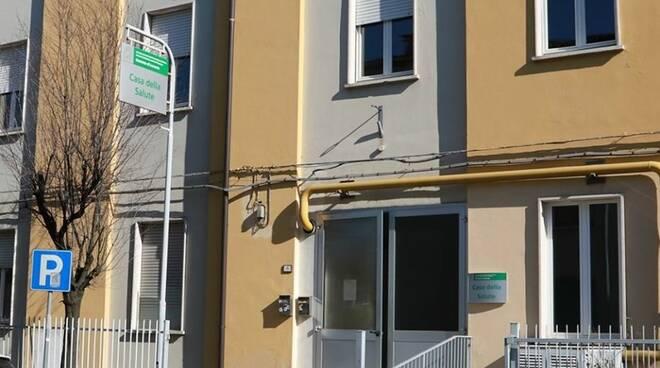 Casa della Salute Cortemaggiore - reparto Covid3