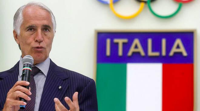 Giovanni Malagò (foto coni.it)