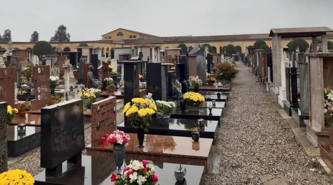Il cimitero di Piacenza