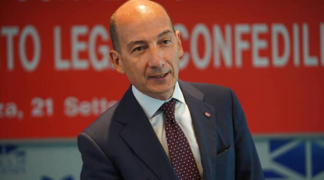 Il presidente di Confedilizia Giorgio Spaziani Testa