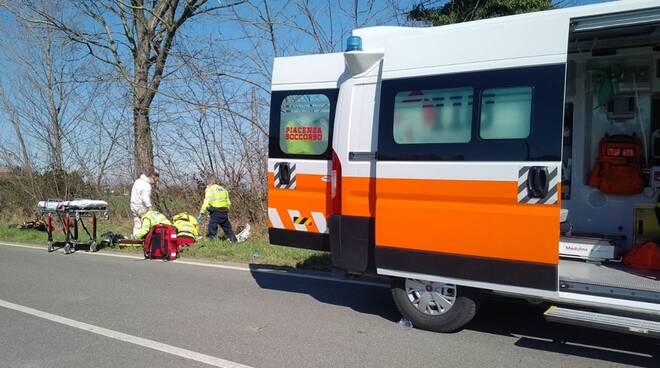 Incidente a Castelnuovo di Borgonovo