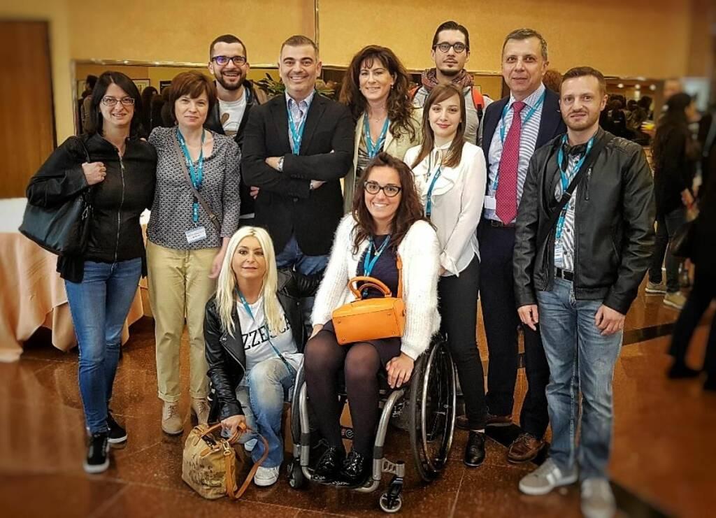 L'équipe di Daniele Vallisa