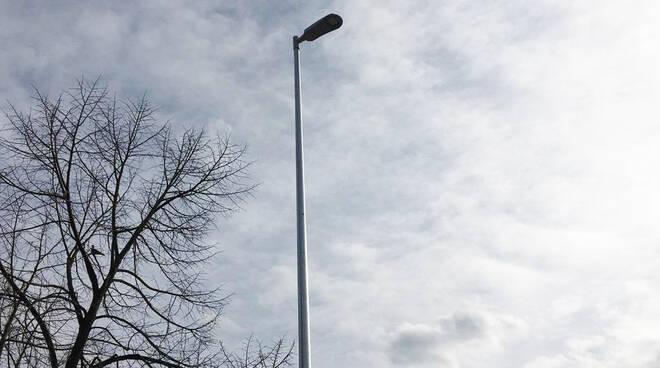 Lampione illuminazione