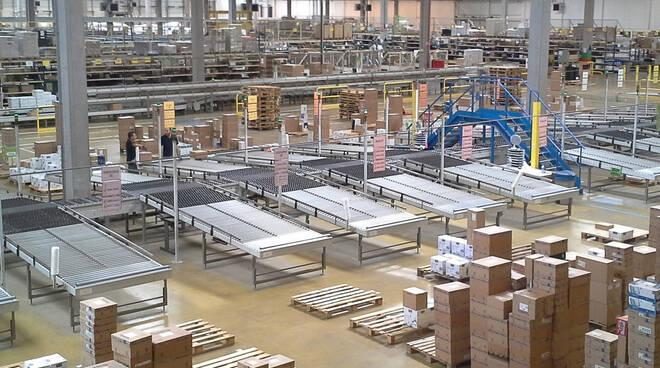 Magazzino fabbrica (archivio)