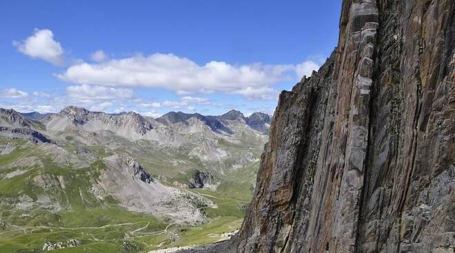 Montagna da scalare
