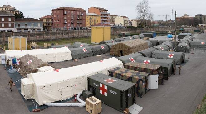 Ospedale da campo Piacenza