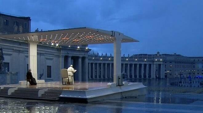 papa podio Resmini
