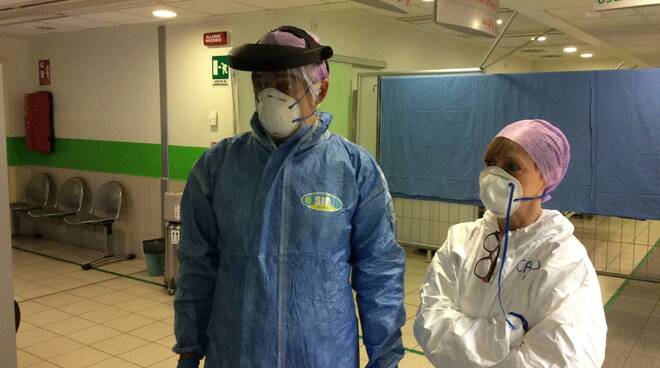 Pronto soccorso coronavirus