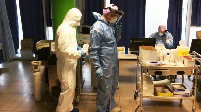Pronto soccorso ospedale Piacenza