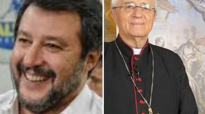 Salvini vescovo