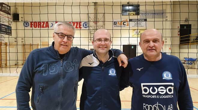 Beccari Sassi Mio volley