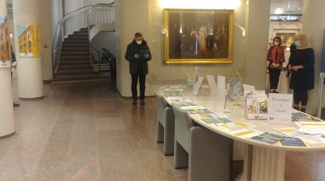 Benedizione sede Banca di Piacenza