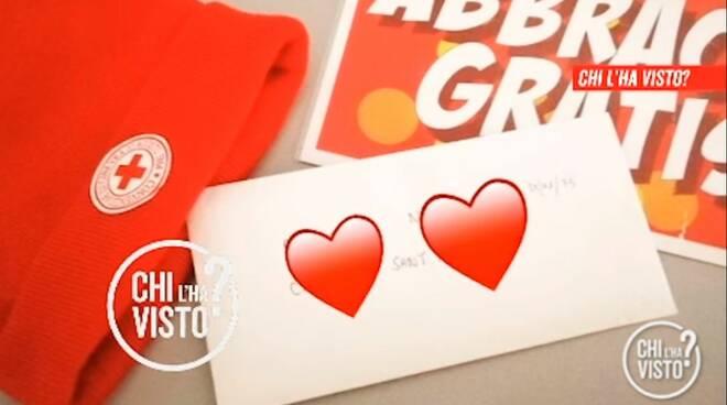 Croce Rossa e la lettera