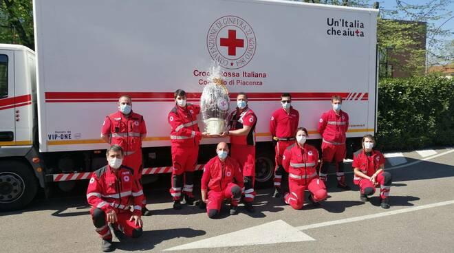 Croce Rossa Pasqua