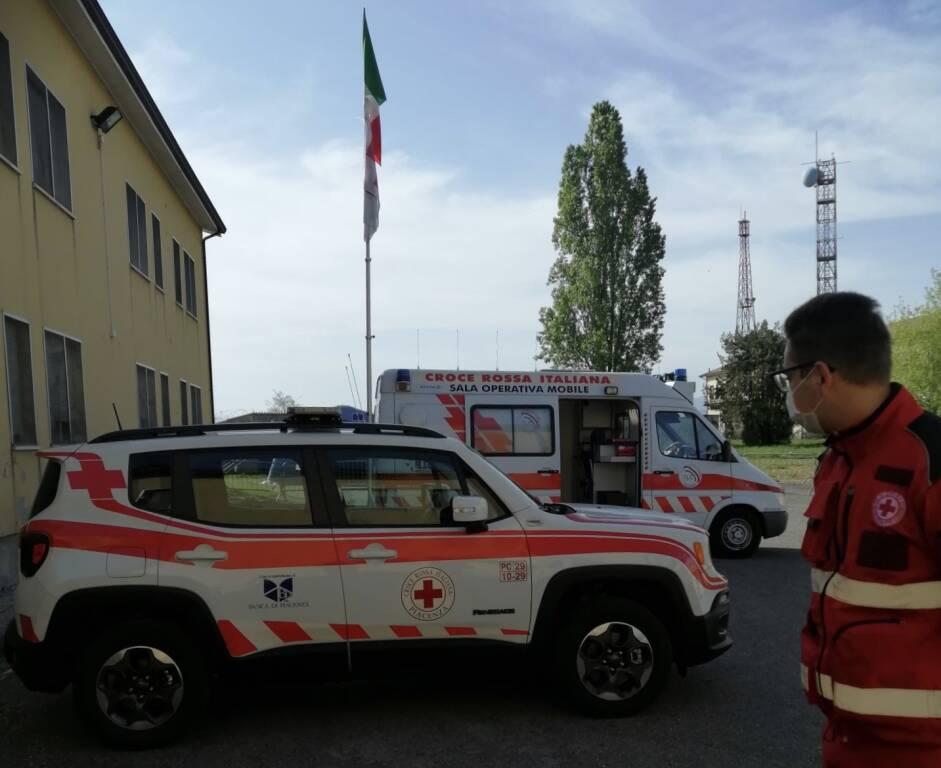 Croce Rossa san Polo Covid19