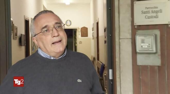 Don Cesena intervistato al Tg2
