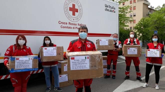 donazione Torrione Croce Rossa