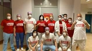equipe medica ospedale di Castlesangiovanni