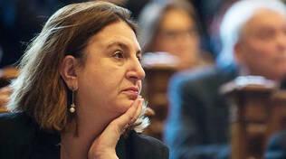 Il Ministro Nunzia Catalfo (foto da www.lavoro.gov.it)