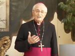 Il vescovo Gianni Ambriosio