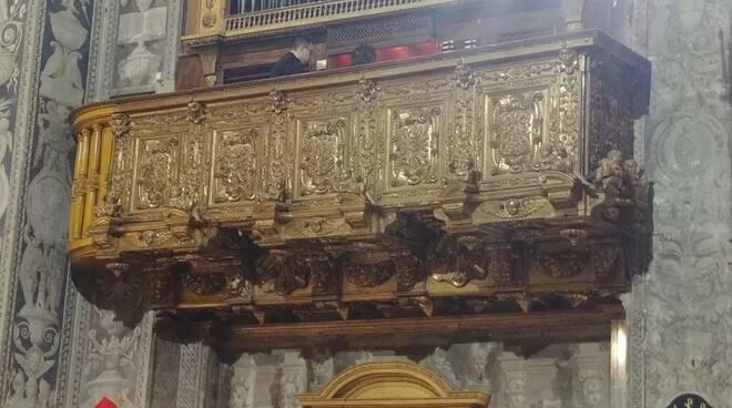 Organo Santa Maria di Campagna