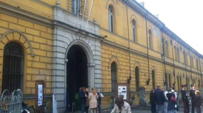 Ospedale militare Piacenza