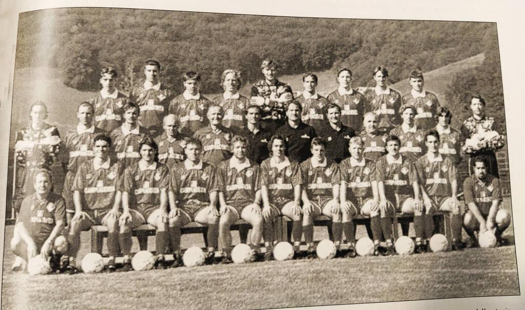 Piacenza Calcio '96-'97