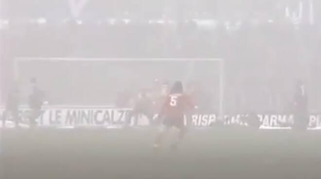 Piacenza Inter 1-0