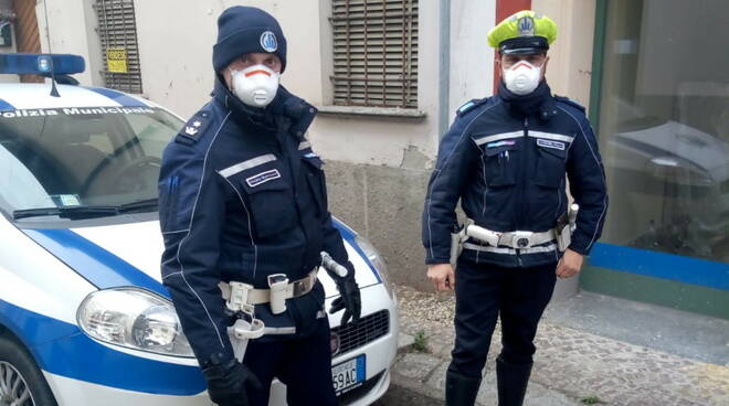 polizia locale bassa valdarda