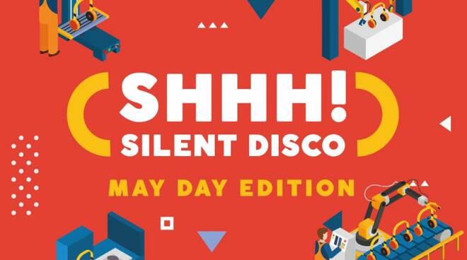 "Silent disco ""home edition"""